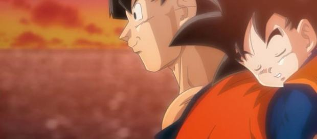 Goku [YisusTV/YouTube screencap]