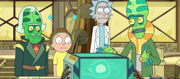Image Credits: The Ricks Must Be Crazy (Image Credit: Adult Swim/YouTube screencap)