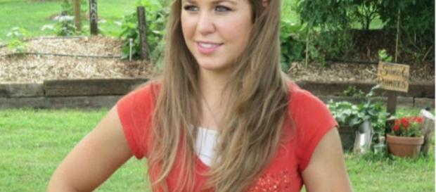 Jana Duggar from a page screenshot