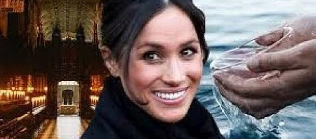 Meghan Markle has been baptized and confirmed [Image: CelebritiesDirectory/YouTube screenshot]