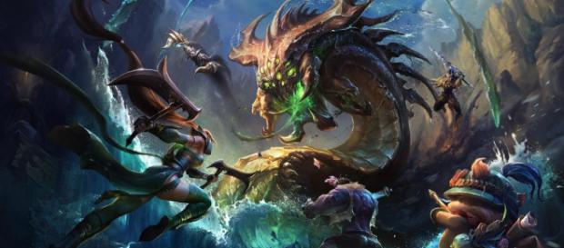 Mejores campeones de League of Legends 2018 - Temporada 8 parche 8.5