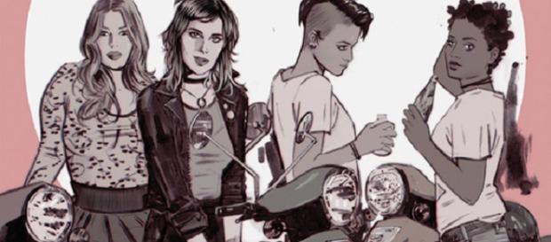 NANCY DREW obtiene su propio cómic de THOMPSON y ST-ONGE