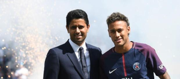 Neymar podría llegar a otro equipo