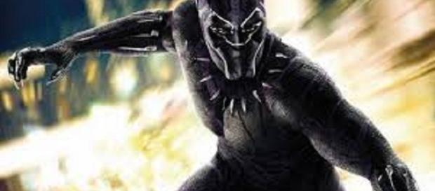 T'Challa el rey Pantera Negra.