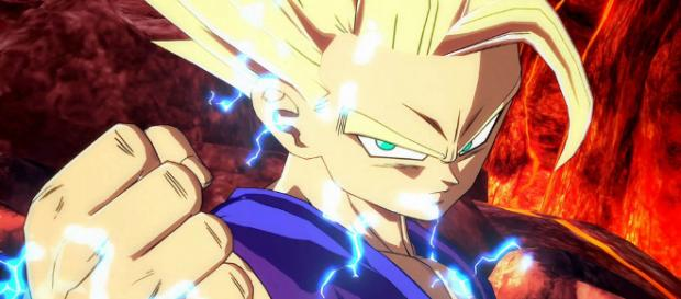 Teen Gohan from Dragonball FighterZ (image via BagoGames)