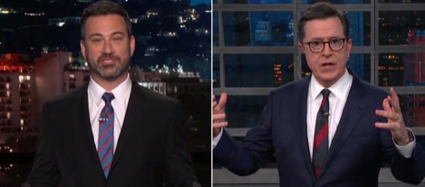 Trump, Kim Jong-un meeting: Stephen Colbert, Jimmy Kimmel respond ... - ew.com