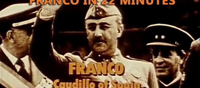 General Franco-Caudillo's holiday mansion is up for sale and many are disturbed