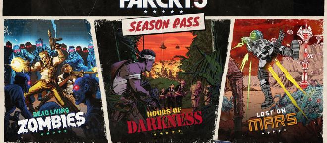 Far Cry 5: Un nouveau trailer pour le Season Pass