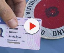 La nostra patente non è a norma europea
