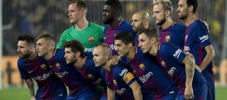 El 1x1 del Barça ante el Málaga - mundodeportivo.com