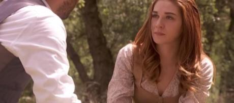 Il Segreto anticipazioni spagnole: Julieta e Saul