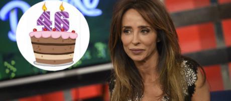 Sálvame: Radiografiamos a María Patiño en su 46 cumpleaños: amor ... - elconfidencial.com