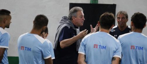 Abel escalará time misto contra o Nova Iguaçu pelo Carioca (Foto: Blog Dudé Vieira)