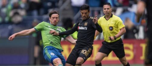 Carlos Vela debuta con victoria de Los Ángeles FC • Tiempo Extra Mx - tiempoextramx.com