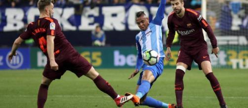 El Barcelona vence al Málaga y estira su invicto en La Liga ... - elpais.com