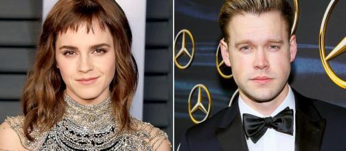 Emma Watson y Chord Overstreet posible romance