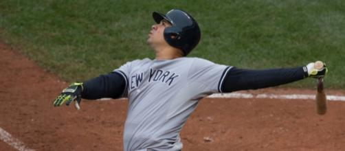 Gary Sanchez is entering his third season with the Yankees. Image Source: Flickr | Keith Allison
