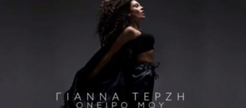 Giánna Terzí representa a Grécia no 'Festival Eurovisão da Canção'