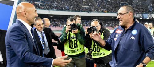 Inter Napoli, probabili formazioni: solito 11 per Sarri, Spalletti ... - calcionapoli1926.it