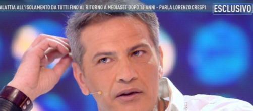 Lorenzo Crespi ha raccontato il suo dramma a Domenica Live