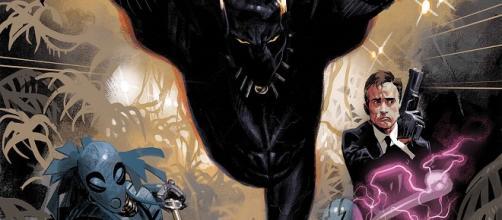Nuevos avances de revisión :Black Panther Annual # 1