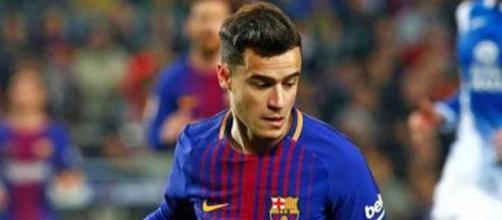 Philippe Coutinho está se impondo no Barça