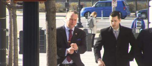 Sam Nunberg appears before special counsel (Image Credit: Associated Press/Youtube)