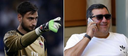 """Serie A: Raiola: """"Si tienes un top como Donnarumma y luego ofreces ... - marca.com"""