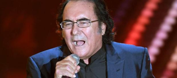 Albano Carrisi ospite da Fabio Fazio