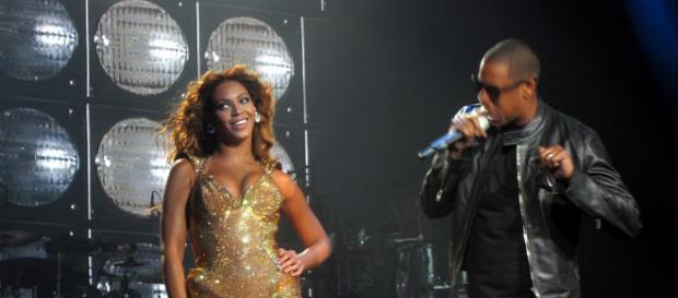Beyonce and Jay-Z - idrewuk via Wikimedia Commons
