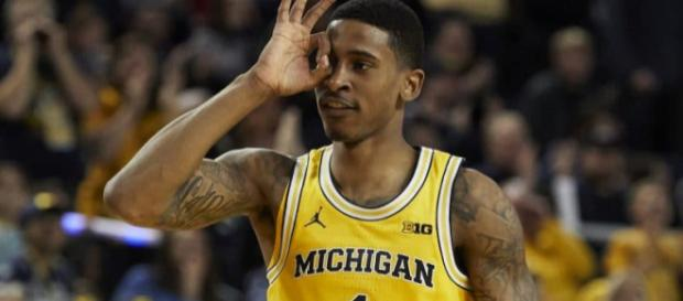 Charles Matthews and the Wolverines are eyeing a Final Four trip. [Image via iSportsweb.com/YouTube]