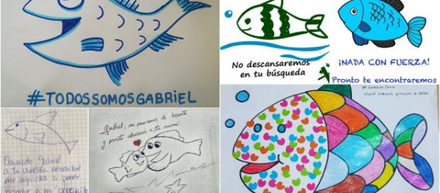 """Las redes se inundan de pescaditos por Gabriel: """"Que sepa que ... - huffingtonpost.es"""