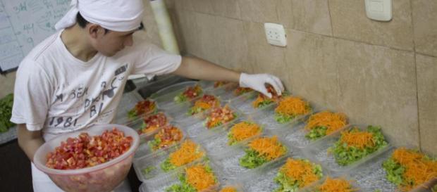 Los platillos equilibrados son cada día más demandados por sus cualidades nutritivas. - com.ar