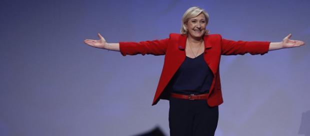 Marine Le Pen, Présidente élue du Rassemblement National
