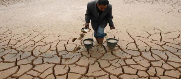 Preocupa la crítica falta de agua para la agricultura.