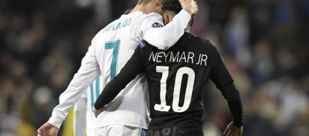 Real Madrid - PSG (3-1) - Neymar-Ronaldo : L'un tente, l'autre ... - eurosport.fr