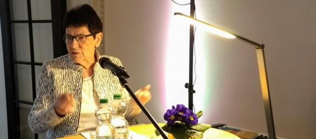 Rita Süssmuth: Packt furchtlos heiße Eisen an - Foto: Sigrid Schulz