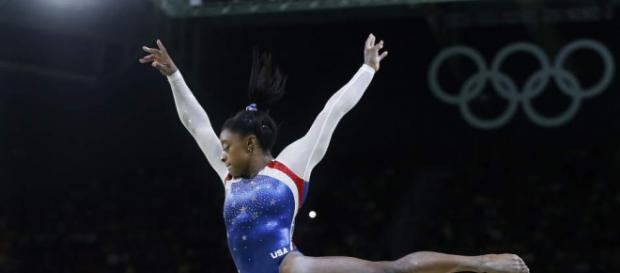 Simone Biles, campeona olímpica de gimnasia artística | Juegos ... - 20minutos.es