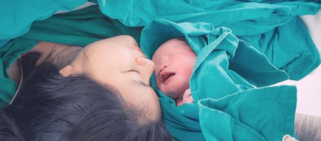 Los efectos negativos para la salud de los bebés que nacen por cesárea