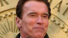 Arnold Schwarzenegger behaves strangely at SXSW