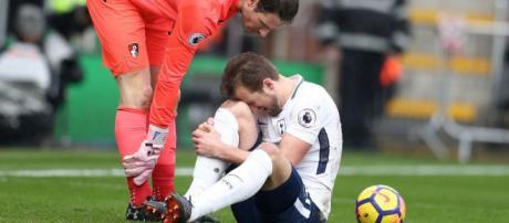 Alerta roja en Inglaterra por la lesión de Harry Kane - com.mx