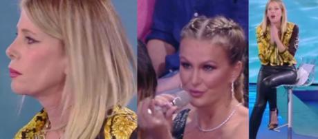 #Isola: #Alessia Marcuzzi vs. #Eva Henger. #BlastingNews