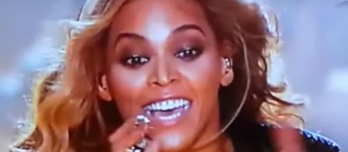 Beyonce may continue to be influenced by evil during her 2018 OTR II tour. (Image via Jesus Christ TV/YouTube screenshot).