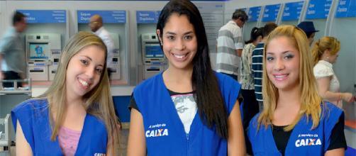 Caixa lança concurso para jovens estagiários