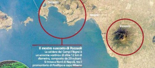 Campi Flegrei / Supervulcano - nibiru2012.it