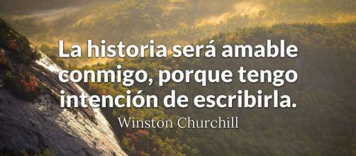 Churchill - el poder del relato