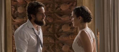 Clara vai escapar da morte em ''O Outro Lado do Paraíso''