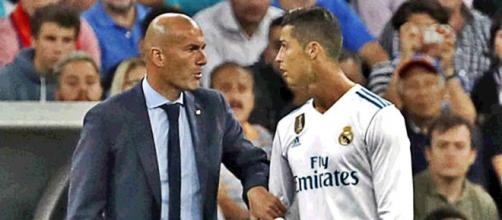 Cristiano Ronaldo And Zinedine Zidane Are To Blame For Real ... - foottheball.com