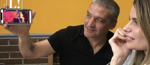 Gustavo González ya no besa en la frente a María Lapiedra - Latidos.es - latidos.es