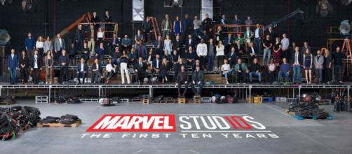 """Marvel Studios on Twitter: """"10 years in the making.… """" - twitter.com"""